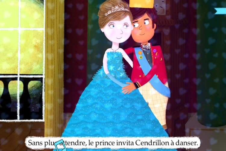 Cendrillon par Gallimard Jeunesse screenshot-3