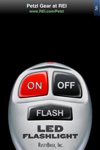Flashlight 4 - Uses LED | App Price Drops