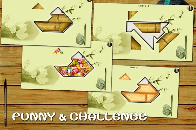 Mystic T Puzzle Screenshot