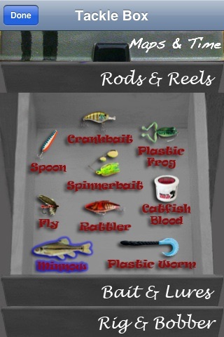 Hooked: Pocket Fishing