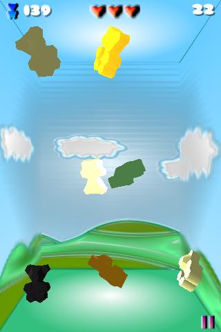 Gummy Bear Splash - náhled