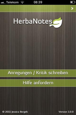 HerbaNotes screenshot-4