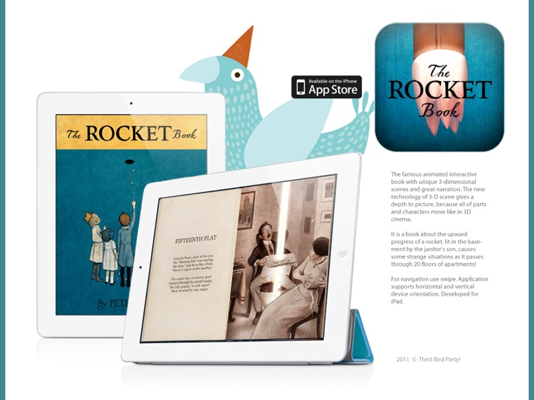 Rocket Book screenshot-0