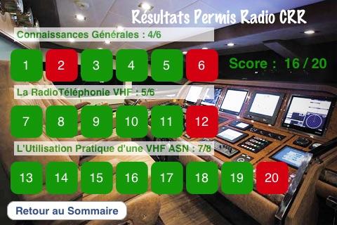 Permis Radio VHF CRR Lite screenshot-4