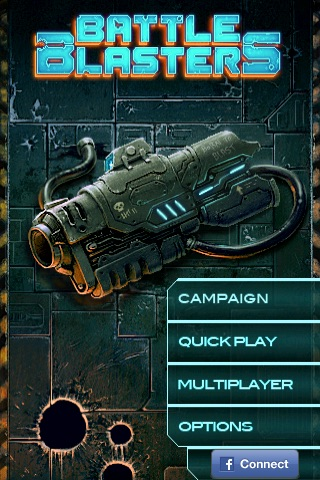 Battle Blasters Free screenshot-0