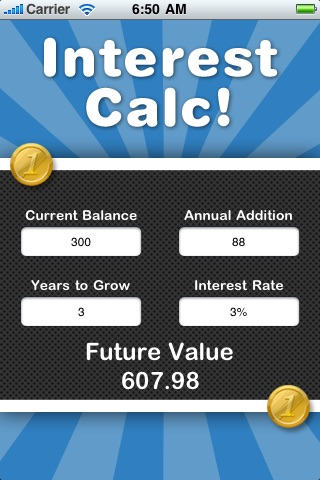Interest Calculator (FREE)