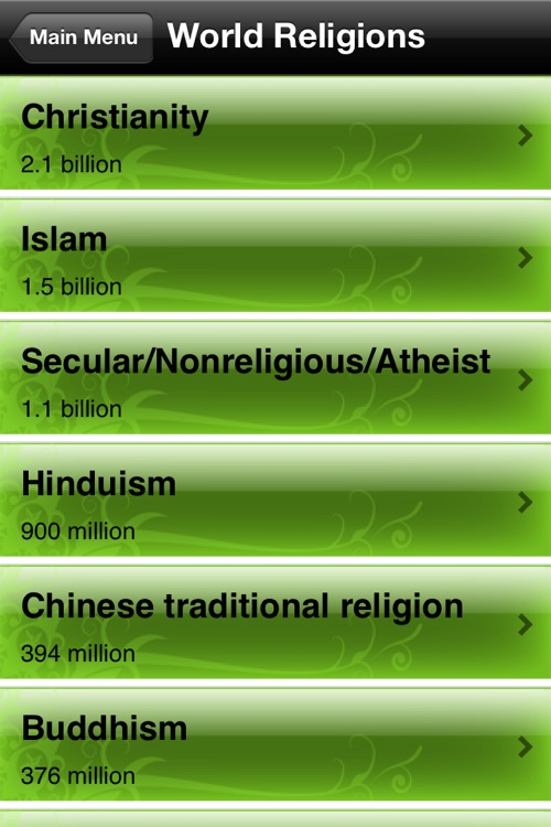 Encyclopedia of Religion screenshot-3
