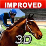 Virtual Horse Racing 3d app review