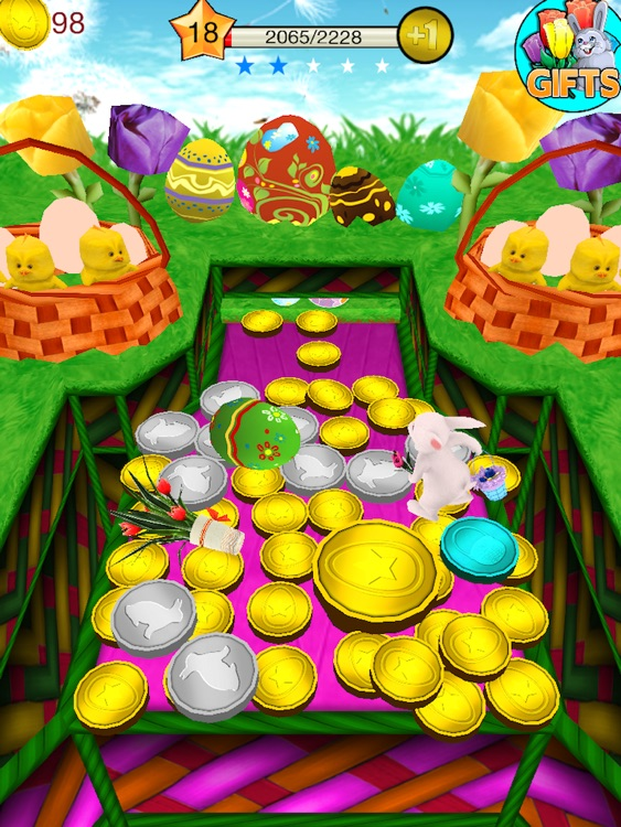 Coin Dozer - Seasons HD screenshot-3