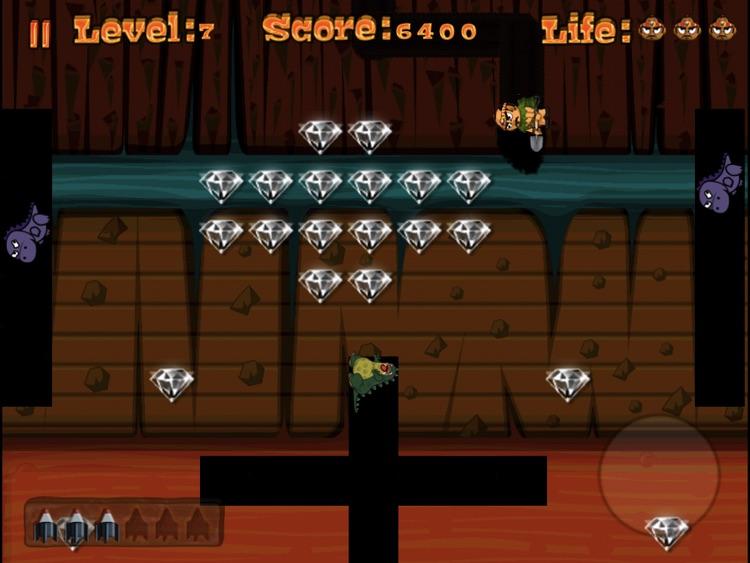 Cave Digger HD screenshot-3