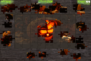 Halloween Jigsaw Puzzles screenshot three