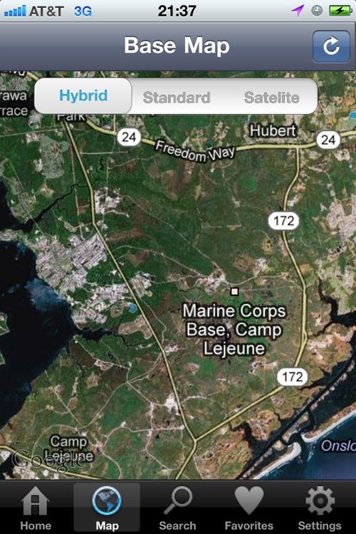 Camp Lejeune Directory screenshot-3