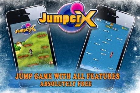 Jumper X : Addictive Jump Game