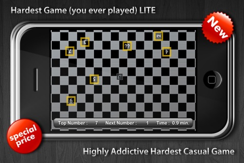 THE HARDEST GAME (you ever played) LITE screenshot-3