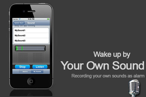 Bio Alarm Clock Free screenshot-1