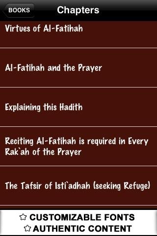 Full Quran Commentary (Tafseer ul Quran) - Complete Set with all 10 Volumes ( Islam Quran Hadith - Ramadan Islamic Apps ) screenshot-3
