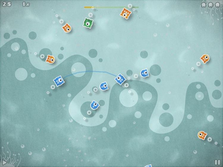 Aqua Globs HD screenshot-3