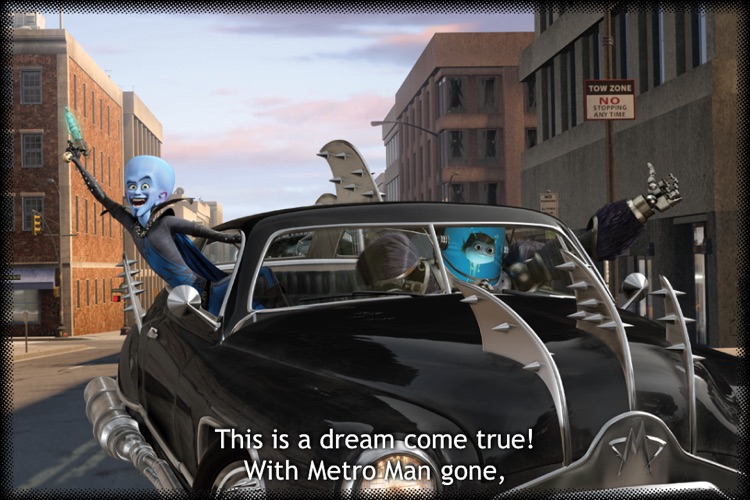 Megamind- Storybook App screenshot-4