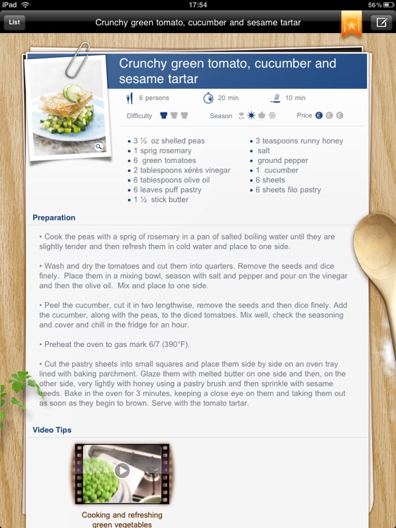 Best of French Cuisine for iPad screenshot-3