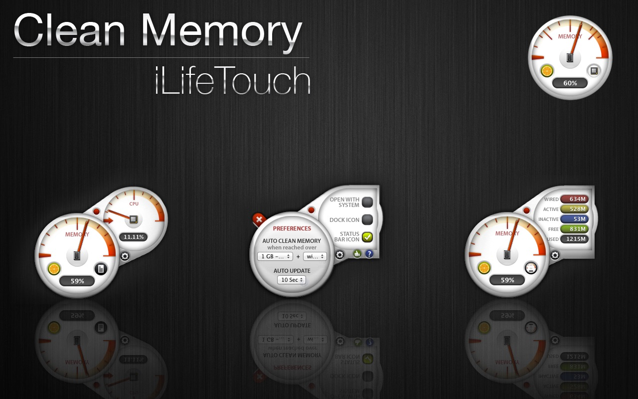 ‎Clean Memory on the Mac App Store