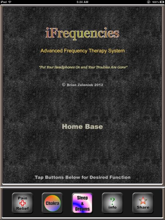 iFrequencies