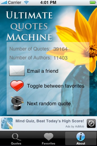 Ultimate Quotes Machine (30k+ quotes)