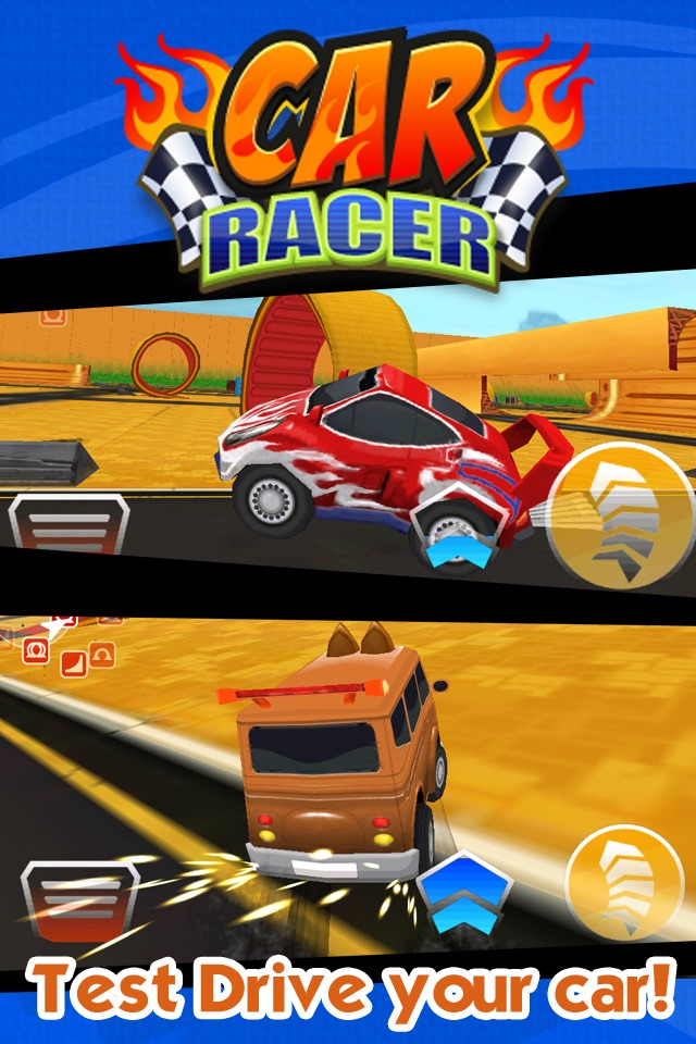 Car Racer hack tool