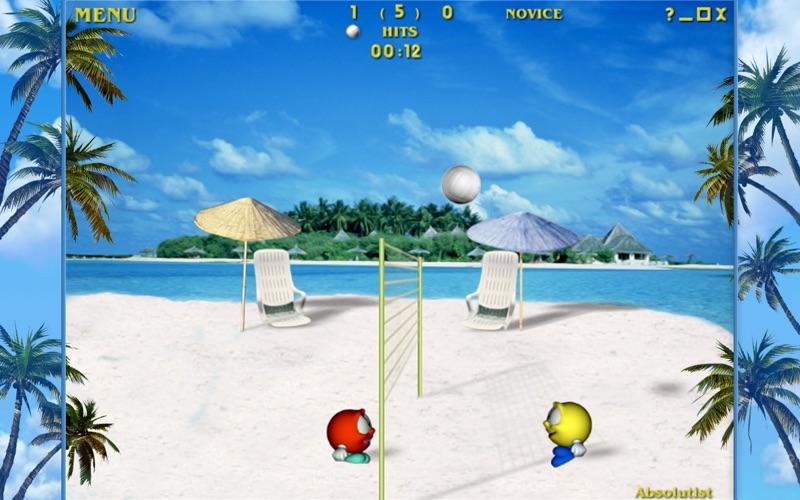 Volley Balley screenshot 2