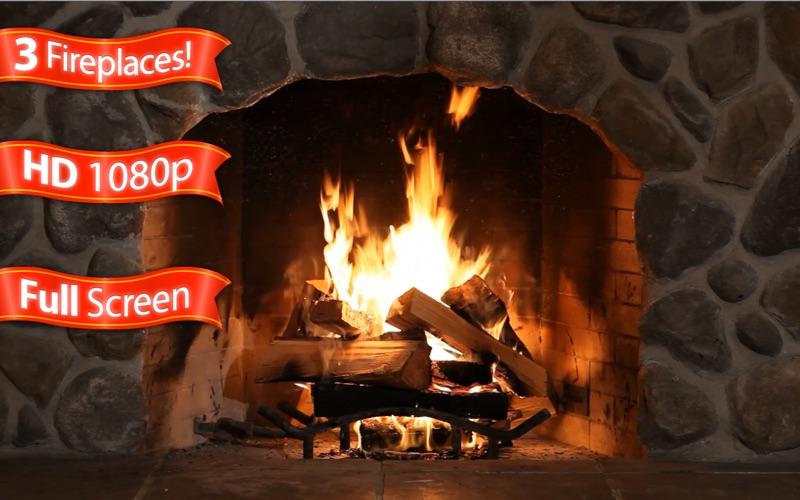 Fireplace App Screenshot