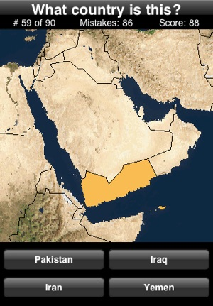 A geography map quiz part1 on the app store gumiabroncs Gallery