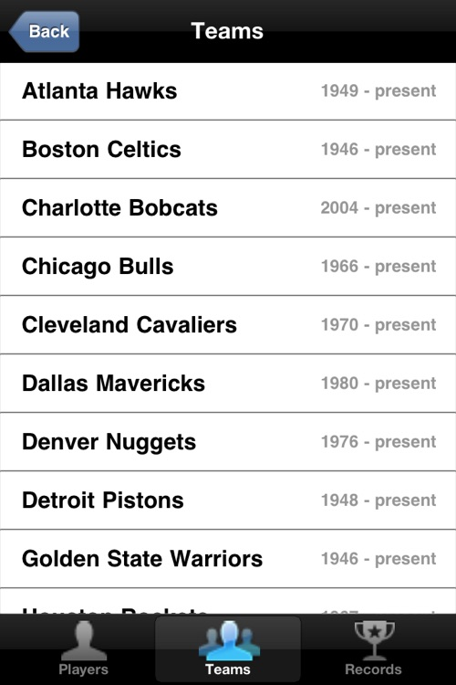 Pro Basketball Pocket Reference screenshot-3