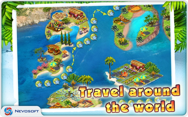 Paradise Beach 2: Around the World screenshot 5