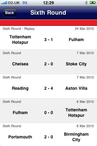 FA Cup - LIVE screenshot-3
