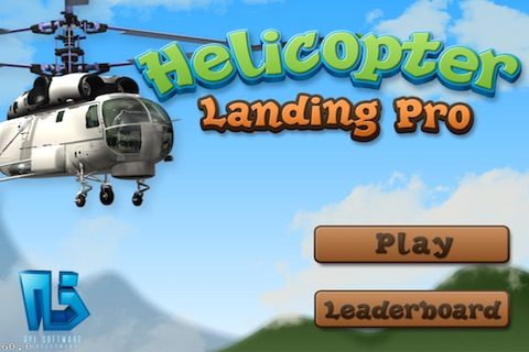 Helicopter Landing Pro Lite screenshot-1