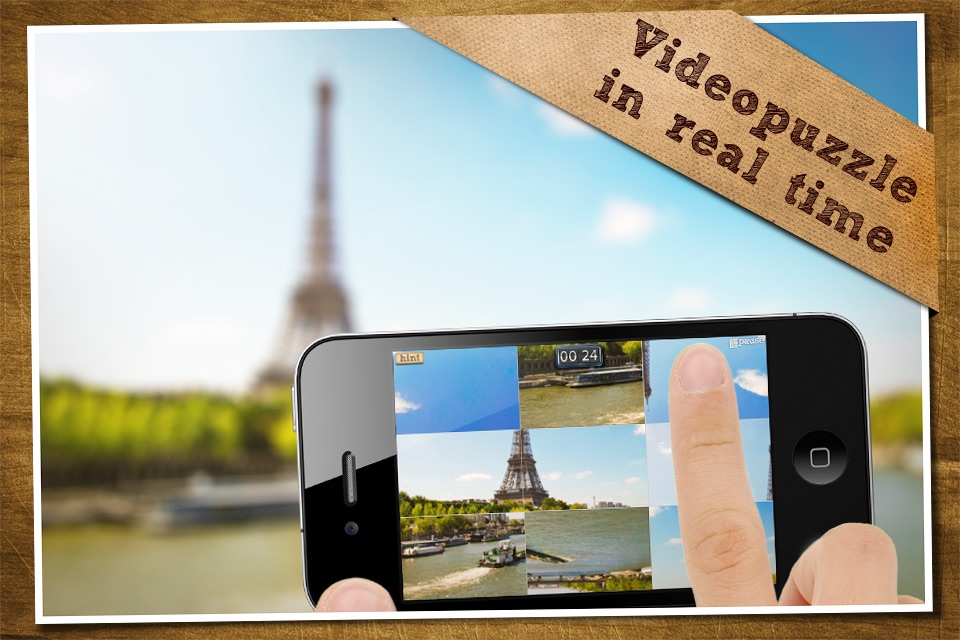 VideoPuzzle – solve video puzzles in real time! Cheat Codes