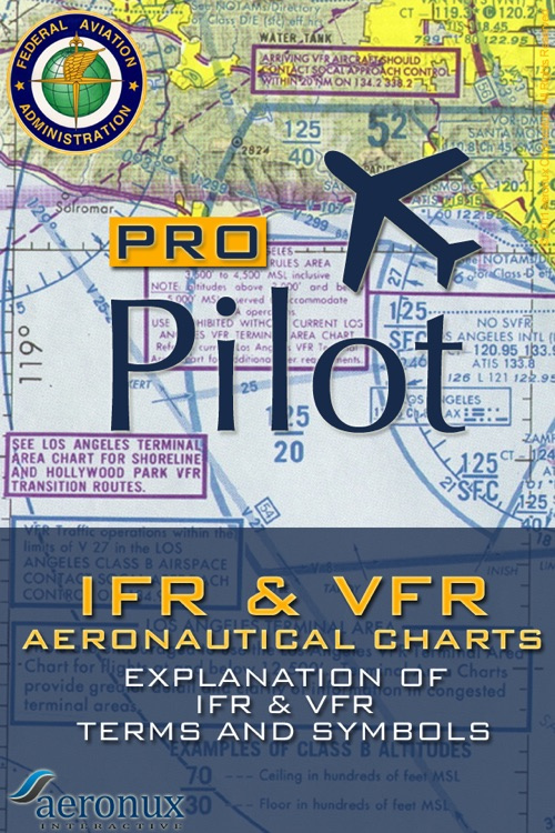 PRO Pilot IFR & VFR Terms and Symbols