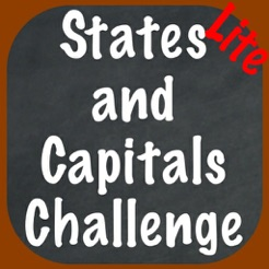 States and Capitals Challenge Lite – Flash Cards Speed Quiz for the