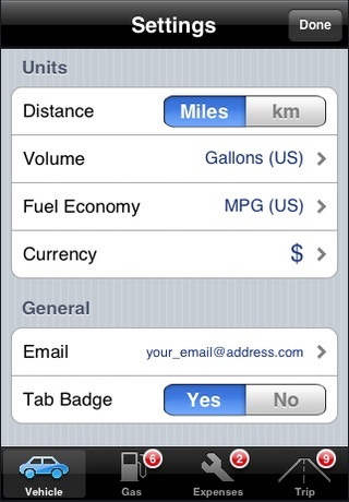 VehiCal - Car Expense Management screenshot-1