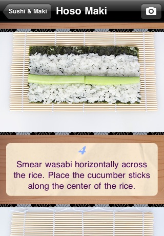 Sushi & Maki screenshot-2