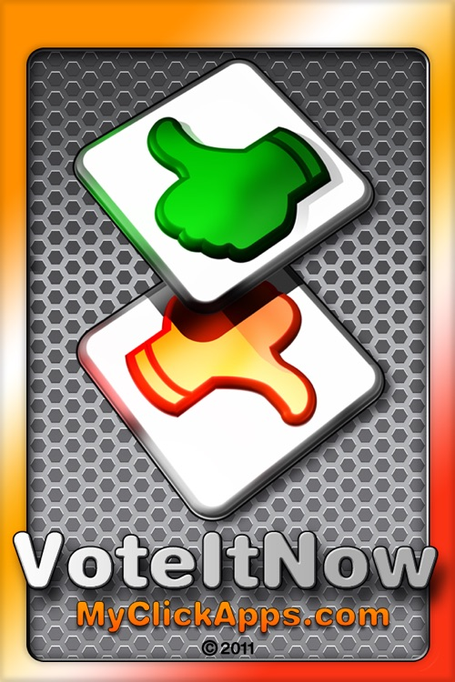 VoteItNow! - What do you think?