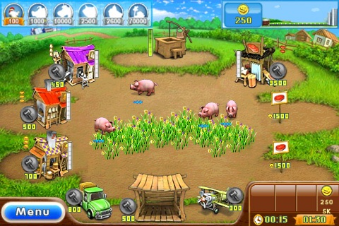Farm Frenzy 2 Lite screenshot-1