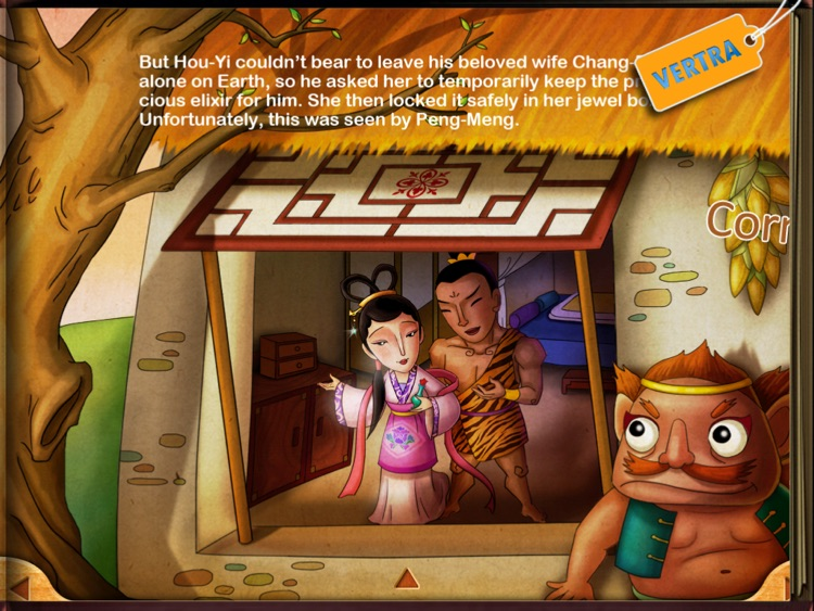 Finger Books-The Legend of Chang'e HD