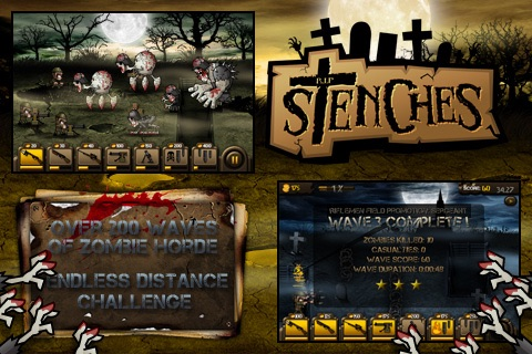 Stenches: A Zombie Tale of Trenches screenshot-2