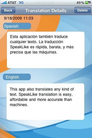 SpeakLike Photo Translator
