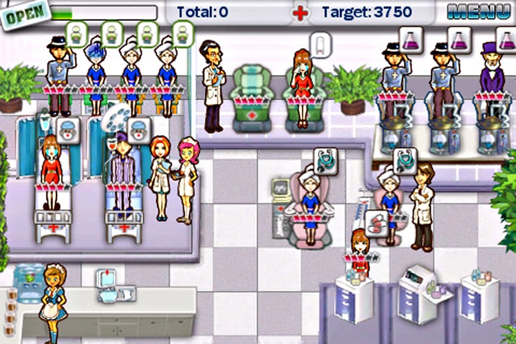 Ada's Hospital screenshot-0