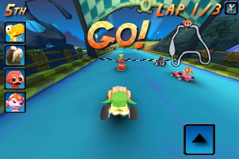 Cocoto Kart Free screenshot-3