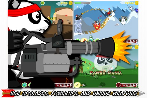 BowQuest: PandaMania Lite! screenshot-1