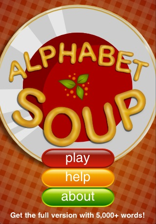 ABC Alphabet Soup Lite screenshot three