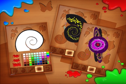 Spin It! Art Machine Lite screenshot-3