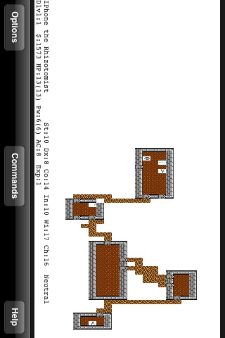 NetHack screenshot-1